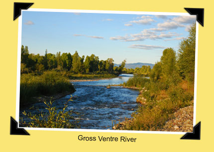 Gross Ventre River