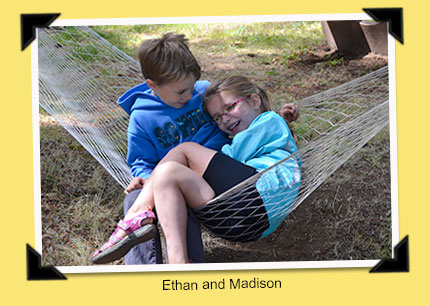Ethan and Madison