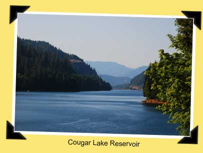 Cougar Lake Reservoir