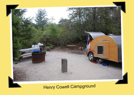 Henry Cowell Campground