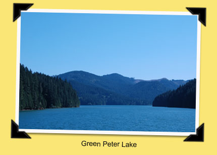 Green Peter Lake