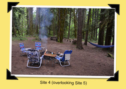 McKenzie Bridge Campground