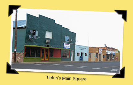 Downtown Tieton
