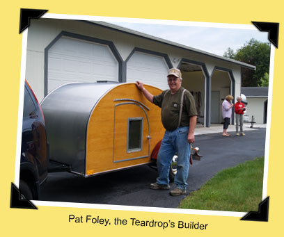Pat Foley, trailer builder