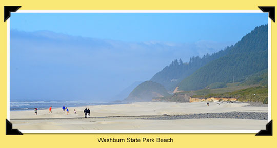 Washburn beach